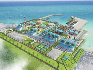 Vinh Tan 4 Expansion Thermal Power Plant
