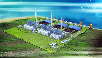 SONG HAU 1 POWER THERMAL PLANT (2018) - VIET NAM