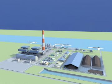 Long Phu 1 Thermal power Plant (2018) - Viet Nam