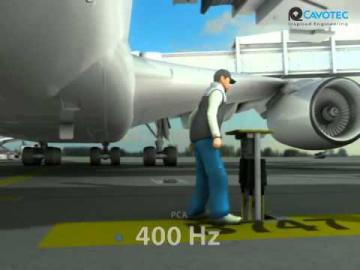 E3 Gate GSE systems for airports